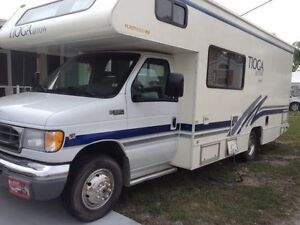 Looking to buy--Class C 24 ft motorhome Tioga