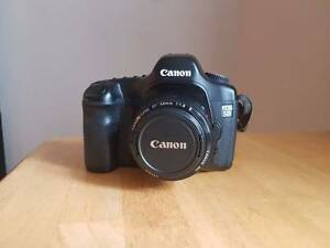 Canon EOS 5D 12.8mp Digital SLR