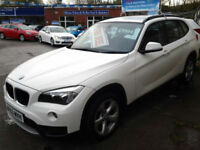 BMW X1 2.0TD sDrive 20d EfficientDynamics