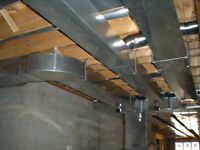 Duct Work, Air/conditioners