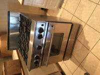 Blue Star  Gas Stove and Oven