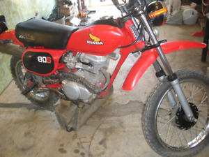 Looking for older dirt bikes