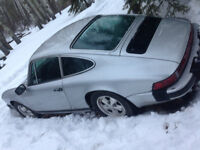WANTED PORSHE 911 / 912