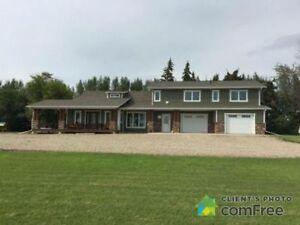 Saskatchewan Farm Acreage - 160 Acres - Newly Renovated House