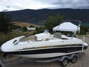 Amazing 12 seater Family Seadoo Deck Boat with 430 Horsepower