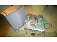 Sony 5.1 Surround Sound System & DVD player
