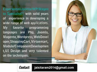 Talented Web developer with outstanding production experience __