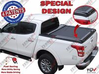 MITSUBISHI L200 2015 ON ALUMINIUM ROLLER SHUTTER(ROLL ON, CANOPY, TONNEAU COVER/LID,HARDTOP)