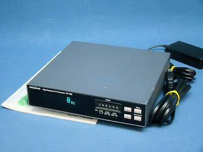 ONOSOKKI FV-1400 High-speed F/V converter