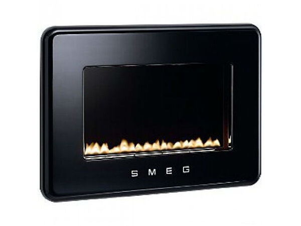 Smeg 50's Retro Fireplace