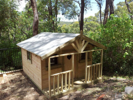 CUBBY HOUSE  - THE KALAMUNDA
