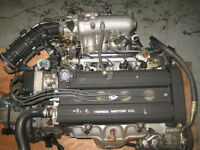 HONDA INTEGRA CIVIC DOHC B20B ENGINE JDM B20Z ORTHIA ENGINE ONLY