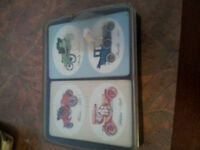 2 decks of playing cards