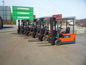 FORKLIFTS WESTERN CANADA,s LARGEST SELECTION