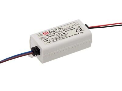 Constant Current Led Driver - Single Output - 700 Ma - 7.7 W