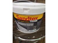 Sandtex High Build texture 15kg