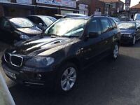 2009 58 BMW x5 new shap 3.0 Diesel auto one owner from new full service history