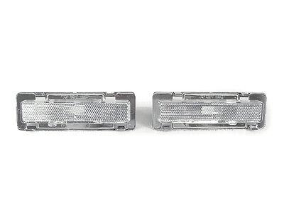 1990 Pontiac Firebird Formula - DEPO Clear Side Marker Lights For 1982-1992 Pontiac Firebird/Trans AM All Models