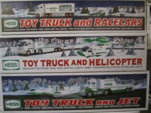 Hess Trucks - 2001-2010 & 2018