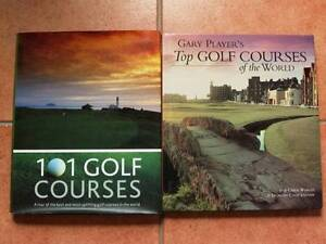101 Golf Courses or Gary Player's Top Golf Courses Of The World Loganholme Logan Area Preview