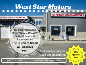 GOOD CREDIT / BAD CREDIT - *ALL CREDIT WELCOME & APPROVED*