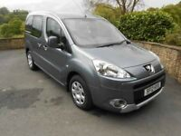 Peugeot partner hdi disability adapted low miles