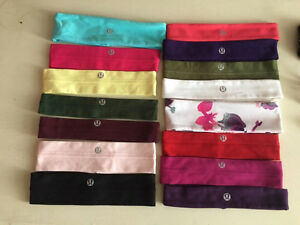 Lululemon Headbands