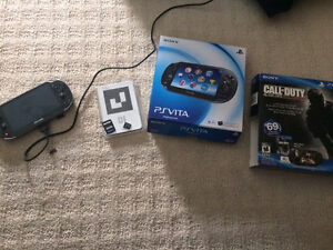 PS vita call of duty version 4GB only $150 obo London Ontario image 3