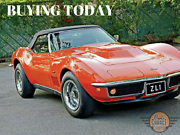WANTED - 1968 Chevrolet Corvette Coupe - Cash for ALL Models Northgate Brisbane North East Preview