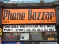 Smart mobile phone Tablet, ipad laptop and TV repairs done while you wait service with free quote