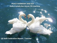 Usui Reiki Workshops in Wardie Edinburgh. Run by UK Reiki Federation Master / Teacher Joy Fraser