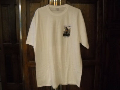 Halloween Crazy Shirts Let's Party Lahaina Mens XXL Short Sleeve White Tee NWOT - Let's Party Halloween