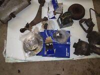 Saxo 106 - some brand Citreon Peugeot parts