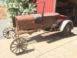 WANTED: Ford Model T roadster PROJECT