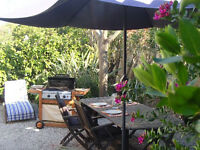 Holiday flat for 1-5 persons on the French Riviera near beach and village