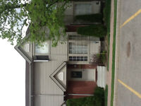 Great 3 level, 3 bedroom townhouse condo available mid June