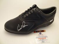 Rare ARNOLD PALMER Hand Signed Golf Shoe GA-Authenticated