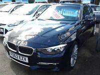 BMW 320 2.0TD d Luxury full leather