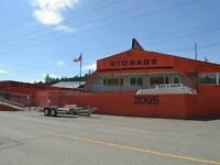 Profitable self-storage facility- 2095 Trans Canada Highway