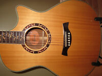 Crafter GAE27/N acoustic electric