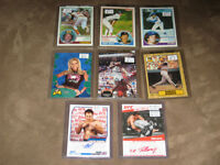 Hockey Baseball UFC Basketball Sports Cards Autographs RC LOOK