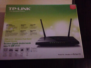 TP-LINK dual band router