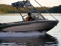 TRADE Tower ski wakeboard tubing 16 Ft 90HP Outboard + trailer