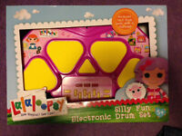Lalaloopsy electronic silly fun toy drum