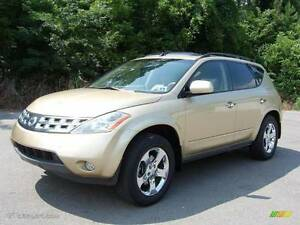 2004 Nissan Murano SL AWD In Mint Condition For Sale - $7500.00