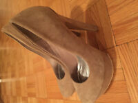 Women heels for 20$ Browns and Aldo size 36