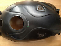 DUCATI MONSTER ACCESSORIES  BAGSTER TANK PROTECTOR LEATHER RARE