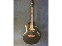 Yamaha APX500II | Acoustic Guitar | Black | Brand New! | Stock Clearance Sale!