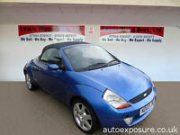 Ford Streetka 1.6 2003.5MY Luxury