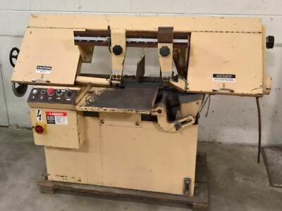 9 X 16 Marvel Horizontal Metal Cutting Band Saw - Lmc 45804